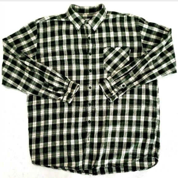 Carhartt Other - Carhartt Mens Shirt Button Down Flannel Plaid
